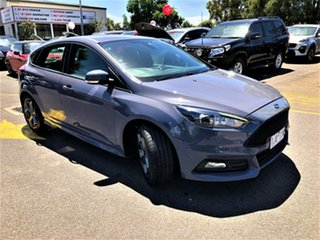 2017 Ford Focus LZ ST Grey 6 Speed Manual Hatchback.