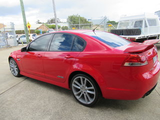 2008 Holden Commodore VE SS Red 6 Speed Manual Sedan