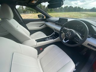 2019 Mazda 6 GL Series Atenza Red Sports Automatic Sedan