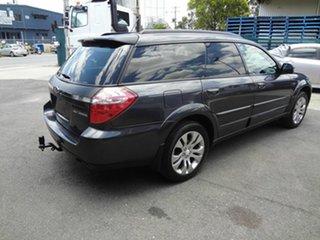 2007 Subaru Outback MY08 3.0R Grey 5 Speed Auto Sports Shift Wagon.