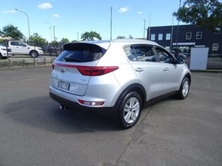 2016 Kia Sportage QL MY16 Si AWD Silver 6 Speed Sports Automatic Wagon