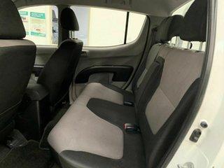 2013 Mitsubishi Triton MN MY13 GL-R Double Cab White 4 Speed Sports Automatic Utility