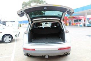 2006 Audi Q7 4.2 FSI Quattro Silver 6 Speed Tiptronic Wagon