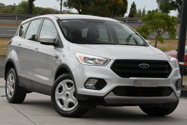 Used Ford Escape ZG Ambiente North Lakes, 2016 Ford Escape ZG Ambiente Silver 6 Speed Sports Automatic SUV