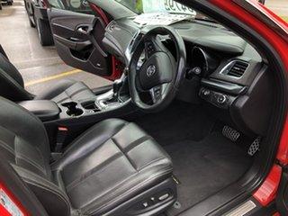 2015 Holden Commodore VF MY15 SS V Redline Red 6 Speed Sports Automatic Sedan