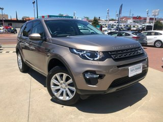 2015 Land Rover Discovery Sport LC MY16.5 SE Bronze 9 Speed Automatic Wagon.