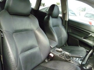 2007 Subaru Liberty B4 MY07 GT AWD Black 5 Speed Sports Automatic Wagon