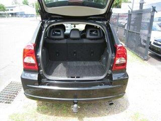 2011 Dodge Caliber PM MY10 SXT Black 6 Speed CVT Auto Sequential Hatchback