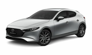 2020 Mazda 3 BP2H7A G20 SKYACTIV-Drive Evolve 6 Speed Sports Automatic Hatchback.