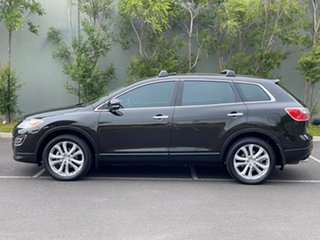2011 Mazda CX-9 TB10A4 MY12 Luxury Black 6 Speed Sports Automatic Wagon