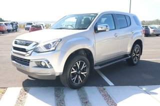 2019 Isuzu MU-X MY19 LS-U Rev-Tronic 4x2 Titanium Silver 6 Speed Sports Automatic Wagon.