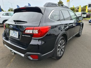 2016 Subaru Outback B6A MY17 2.5i CVT AWD Premium Black 6 Speed Constant Variable Wagon