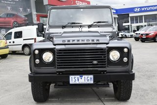 2014 Land Rover Defender 90 15MY Grey 6 Speed Manual Wagon.