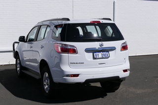 2020 Holden Trailblazer RG MY20 LT White 6 Speed Sports Automatic Wagon