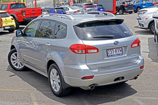 2011 Subaru Tribeca B9 MY11 R AWD Premium Pack Silver 5 Speed Sports Automatic Wagon.