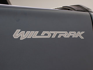 2015 Ford Ranger PX MkII Wildtrak 3.2 (4x4) Grey 6 Speed Automatic Dual Cab Pick-up