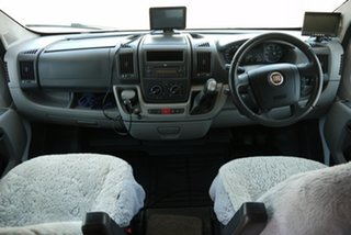 2011 Series II MY10 JTD Mid Roof XLWB Fiat Ducato White Van FWD.