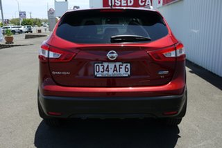 2015 Nissan Qashqai J11 TI Red 1 Speed Constant Variable Wagon
