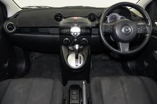 2012 Mazda 2 DE10Y2 MY12 Neo Silver 4 Speed Automatic Hatchback