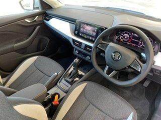 2020 Skoda Kamiq NW MY21 85TSI DSG FWD White 7 Speed Sports Automatic Dual Clutch Wagon
