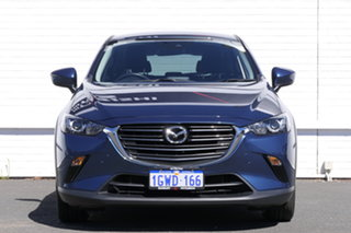 2019 Mazda CX-3 DK2W7A Maxx SKYACTIV-Drive FWD Sport Blue 6 Speed Sports Automatic Wagon