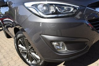 2015 Hyundai ix35 LM Series II Elite (AWD) Grey 6 Speed Automatic Wagon.