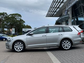 2020 Volkswagen Golf 7.5 MY20 110TSI DSG Highline Silver 7 Speed Sports Automatic Dual Clutch Wagon