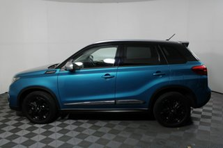 2016 Suzuki Vitara LY S Turbo 2WD Blue 6 Speed Sports Automatic Wagon