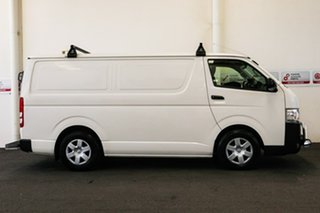 2016 Toyota HiAce KDH201R MY16 LWB French Vanilla 5 Speed Manual Van