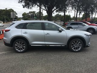 2020 Mazda CX-9 TC GT SKYACTIV-Drive Sonic Silver 6 Speed Sports Automatic Wagon.