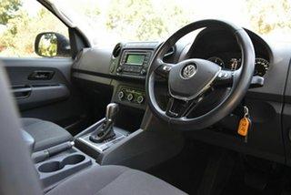 2015 Volkswagen Amarok 2H MY15 TDI420 4MOTION Perm Core White 8 Speed Automatic Utility