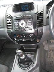 2012 Ford Ranger PX XL 2.2 (4x2) White 6 Speed Manual Utility