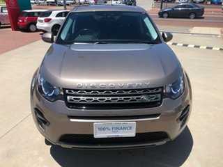 2015 Land Rover Discovery Sport LC MY16.5 SE Bronze 9 Speed Automatic Wagon