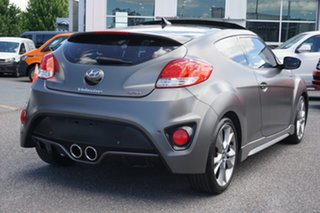 2016 Hyundai Veloster FS4 Series II SR Coupe Turbo Grey 6 Speed Manual Hatchback