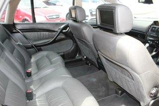 2003 Holden Caprice WK Black 4 Speed Automatic Sedan