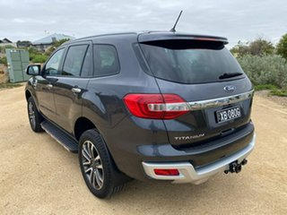 2019 Ford Everest UA II 2019.75MY Titanium Grey 10 Speed Sports Automatic SUV