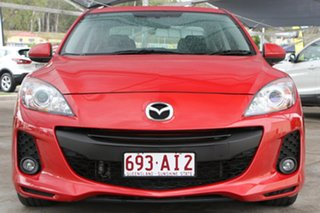 2013 Mazda 3 BL10F2 MY13 Maxx Activematic Sport Velocity Red 5 Speed Sports Automatic Sedan.