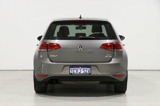 2015 Volkswagen Golf AU MY16 110 TSI Highline Grey 7 Speed Auto Direct Shift Hatchback