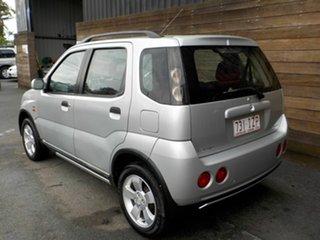 2005 Holden Cruze YG 2 Silver 5 Speed Manual Wagon