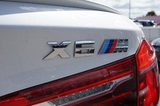2016 BMW X6 M F86 Coupe Steptronic White 8 Speed Sports Automatic Wagon