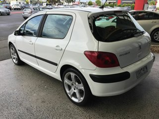 2004 Peugeot 307 XS HDi Touring White 5 Speed Manual Wagon