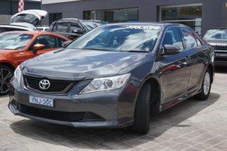 2015 Toyota Aurion GSV50R AT-X Grey 6 Speed Sports Automatic Sedan.