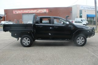 2015 Ford Ranger PX XLS 3.2 (4x4) Black 6 Speed Automatic Dual Cab Utility