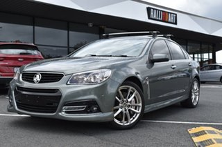 2013 Holden Commodore VF MY14 SS V Redline Grey 6 Speed Manual Sedan