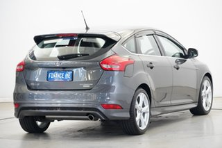 2015 Ford Focus LZ Titanium Silver 6 Speed Automatic Hatchback