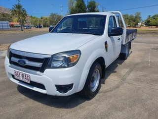 2010 Ford Ranger PK XL White 5 Speed Manual