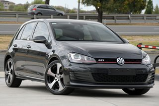 2016 Volkswagen Golf VII MY16 GTi Grey 6 Speed Manual Hatchback.