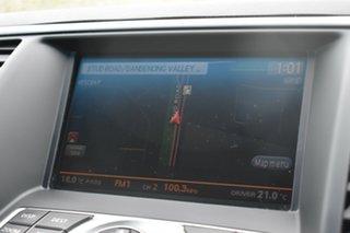2011 Nissan Maxima J32 350 X-tronic Ti White 6 Speed Constant Variable Sedan