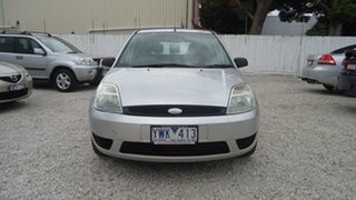 2007 Ford Fiesta WQ LX Silver 4 Speed Automatic Hatchback