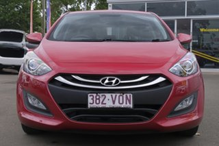2014 Hyundai i30 GD2 Active Red 6 Speed Manual Hatchback